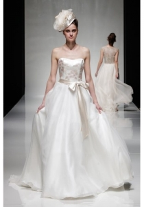 Summer by Alan Hannah from Lori G Bridal Derby Wedding Dress