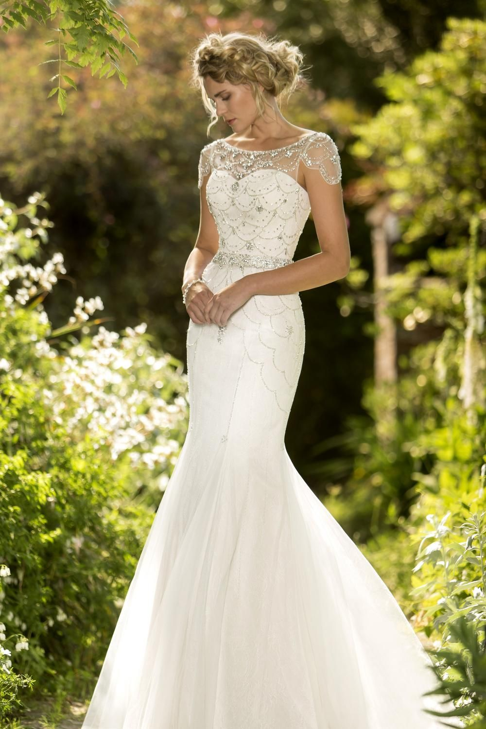 W185 by True Bride from Lori G Derby