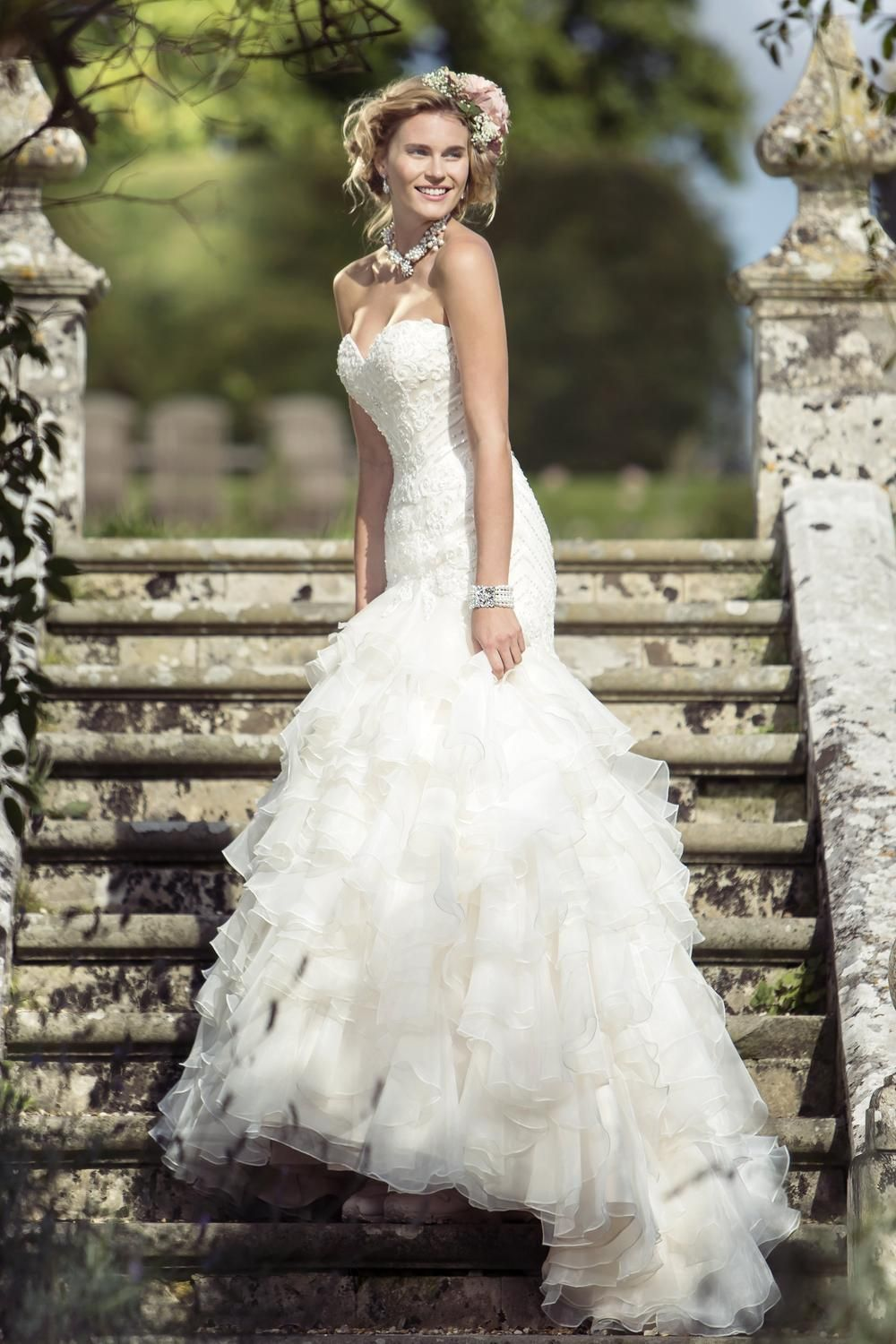 W216 by True Bride from Lori G Derby