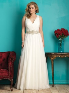 W362 by Allure Women from Lori G Bridal Derby