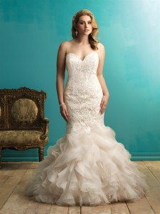 W363 by Allure Woman from Lori G Bridal Derby