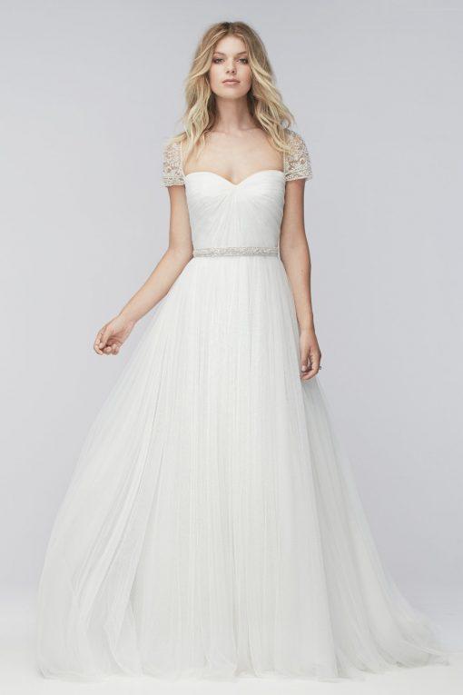 Reed Wedding Dress by Lori G Derby Wtoo