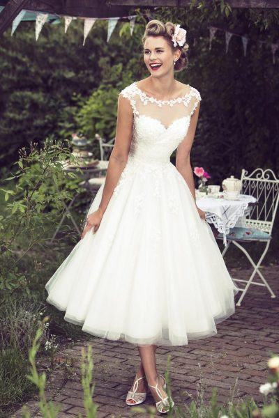 Mae by Brighton Belle Lori G Bridal Derby