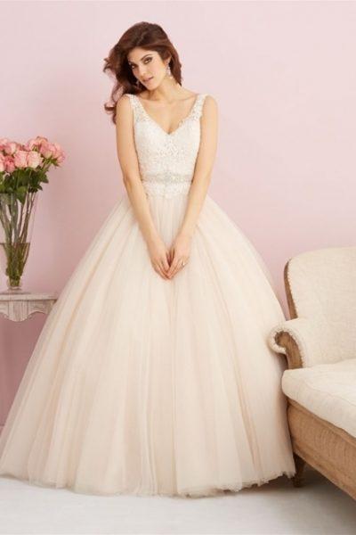2750 by Allure Bridal from Lori G Bridal Derby