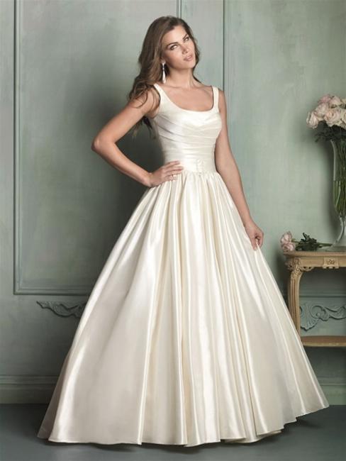 9108 by Allure wedding dress from Lori G Derby