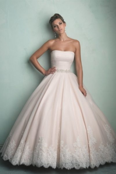 9168 by Allure Bridal From Lori G