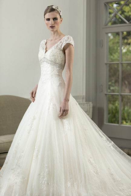Bethany by Nicki Flynn Wedding Dress from Lori G Derby