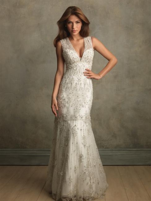 C167 by Allure Bridals From Lori G Bridal Derby Wedding Dress