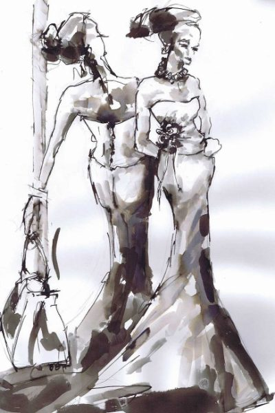 Hayworth by Alan Hannah from Lori G Bridal Derby