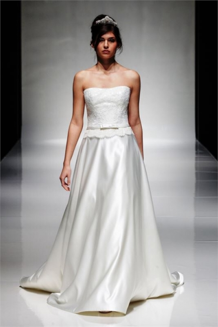Wedding Dress Meredith by Alan Hannah from Lori G Derby