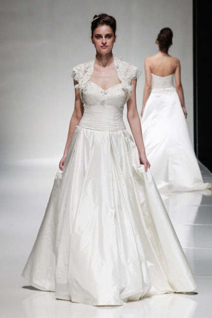 Ophelia Wedding Dress by Alan Hannah from Lori G Bridal Derby