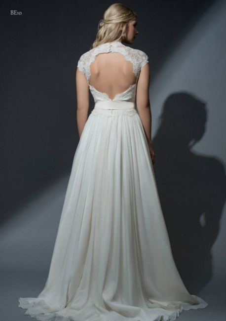 Theodora by Louise Bentley from Lori G wedding dress shop Derby