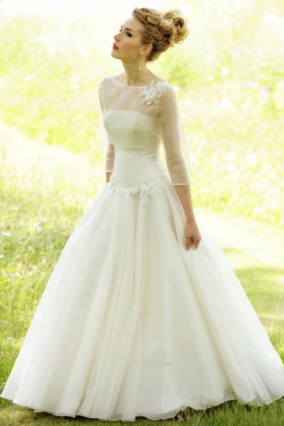 Veronica by Lyn Ashworth wedding dress