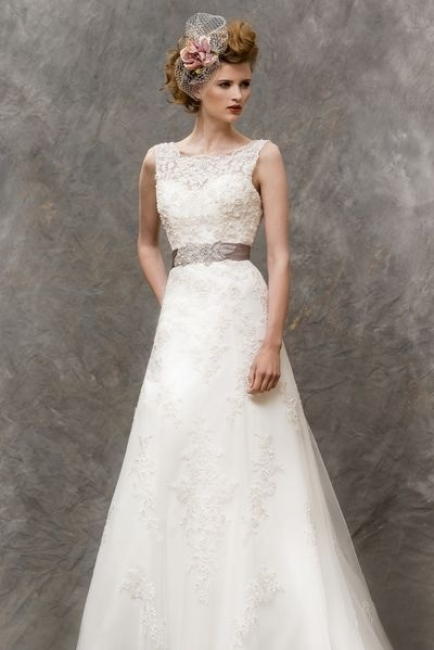 W145 by True Bride wedding gown dress from Lori G Derby