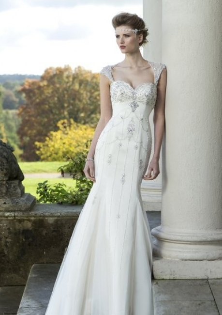 W160 by True Bride Wedding Dress from Lori G Derby