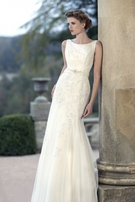 W165 by True Bride from Lori G Bridal Derby