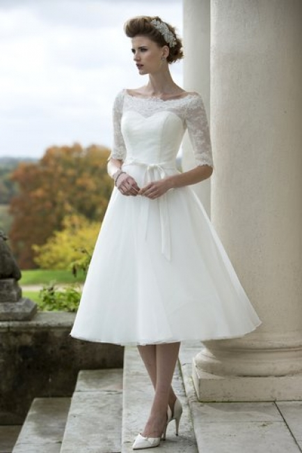 W172 by True Bride from Lori G Bridal Derby