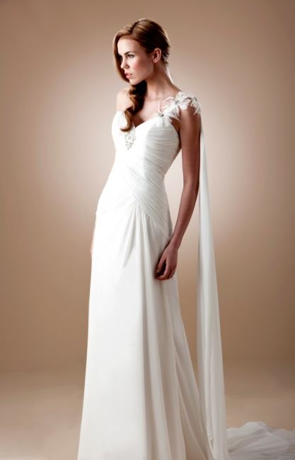 W991 by True Bride (SALE) Lori G Derby