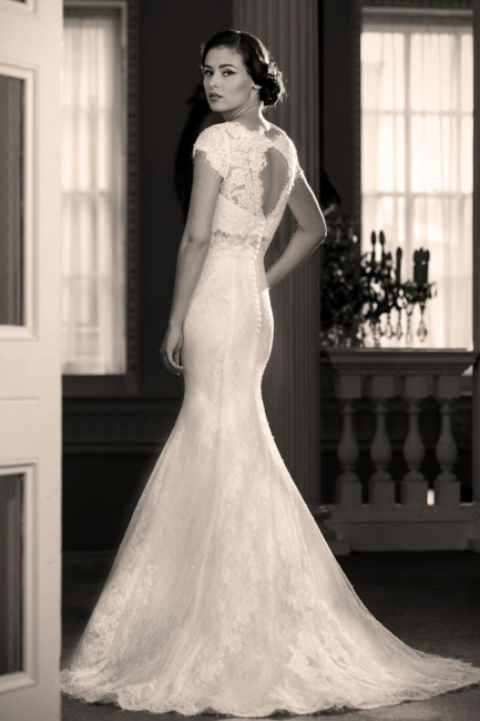 Willow by Nicki Flynn from Lori G Wedding Dress Derby