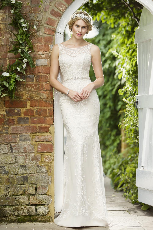 True Bride Sample Sale Wedding Dress - Style W272 - Lori G Bridal