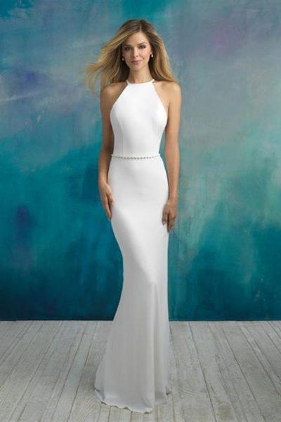 Allure Bridals Lori G style 9521 (Custom)