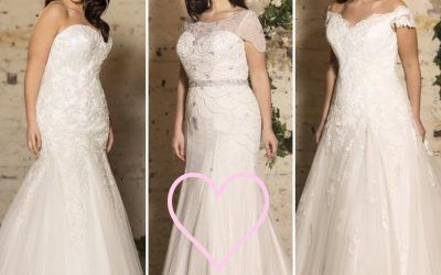 True Curves Brand New Curvy Bride Collection Trunk Show
