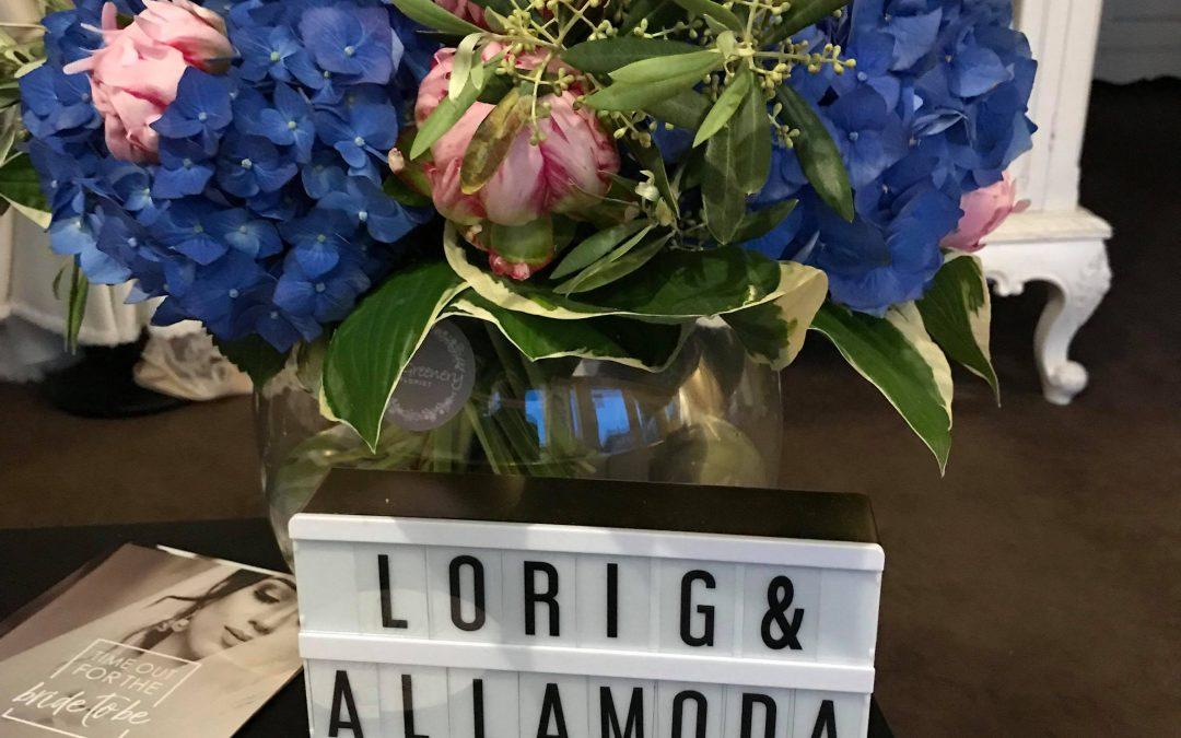 Lori G & Alla Moda Event