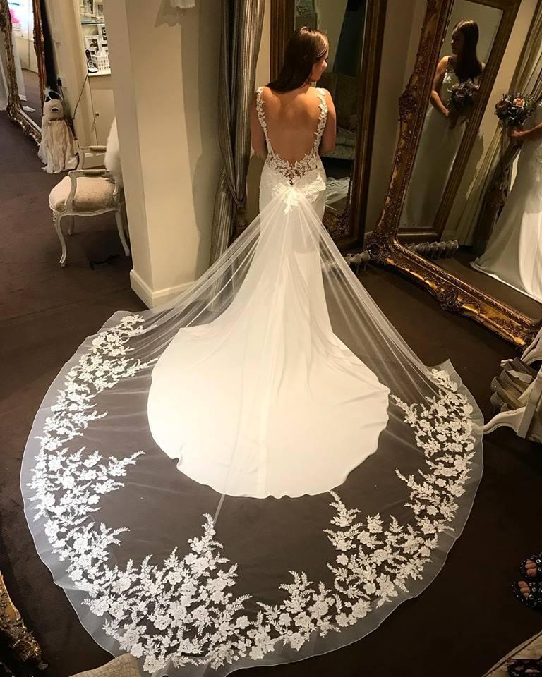 Dando London From Say Yes To The Dress UK At Lori G Bridal