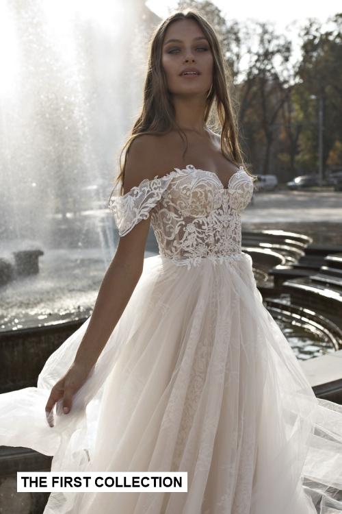 Lorg G Bridal Derby Wedding Dresses by Riki Dalal