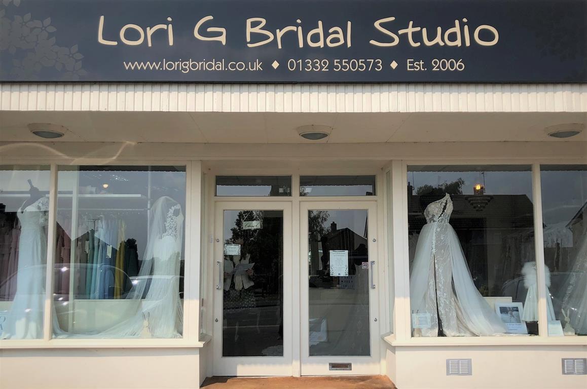 Wedding Dress Shop Lori G Derby