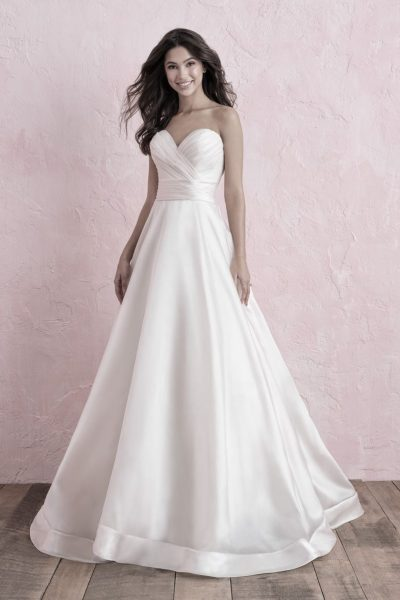 Allure Bridals Lori G Derby wedding dress style 3250
