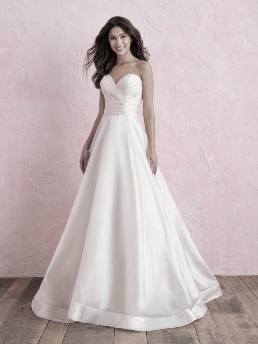 Allure Bridals Lori G Derby wedding dress style 3250