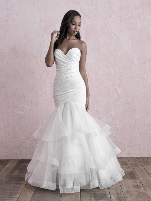 Allure Bridals Lori G Derby wedding dress style 3258