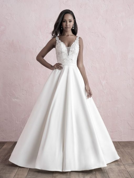 Allure Bridals Lori G Derby wedding dress style 3271