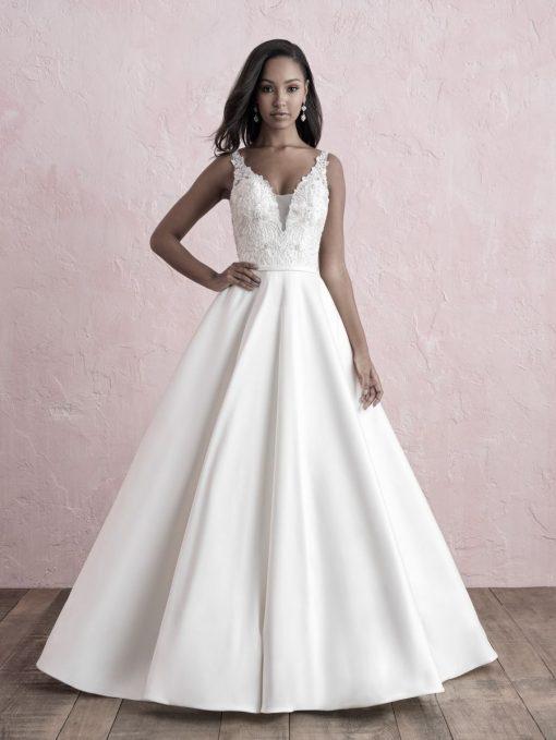 Allure Bridals Lori G Derby wedding dress style 3271