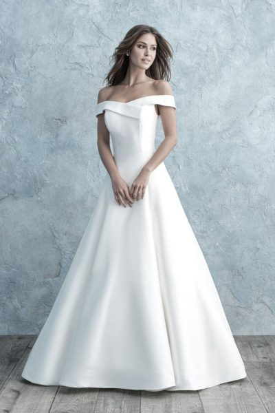 Allure Bridals Lori G Derby wedding dress style 9656