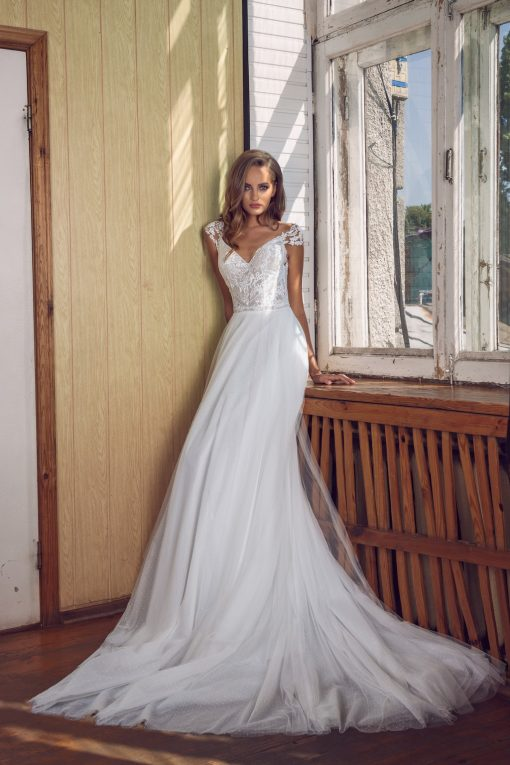 Bliss Collection from Lori G Bridal Derby Heavenly