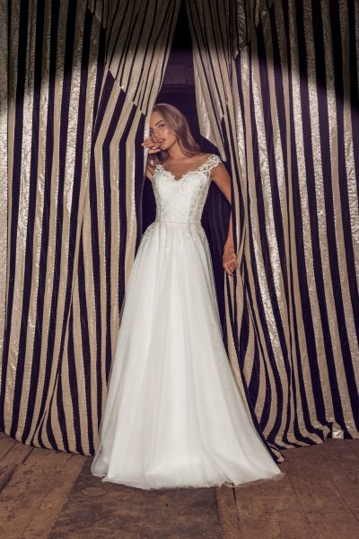 Joy Lori G Bridal Derby