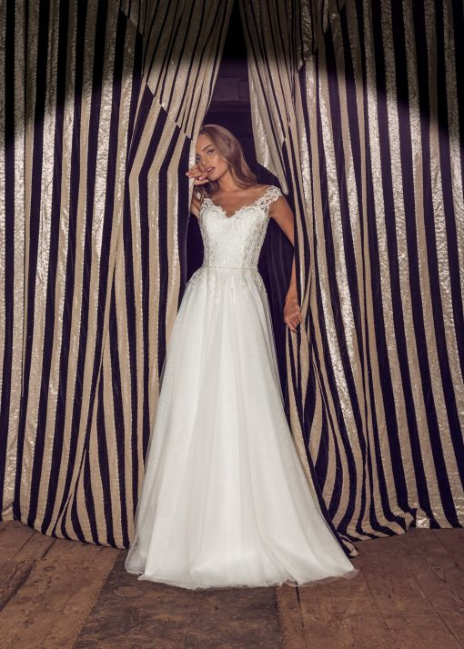 Joy Lori G Bridal Derby
