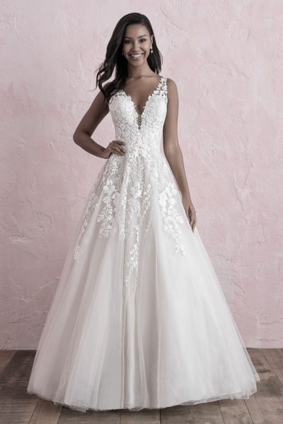 3265F allure bridals lori g derby