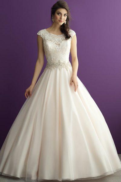 sale wedding dress allure 2976