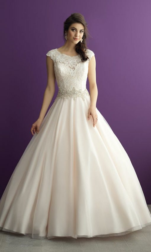 sale wedding dress allure 2976