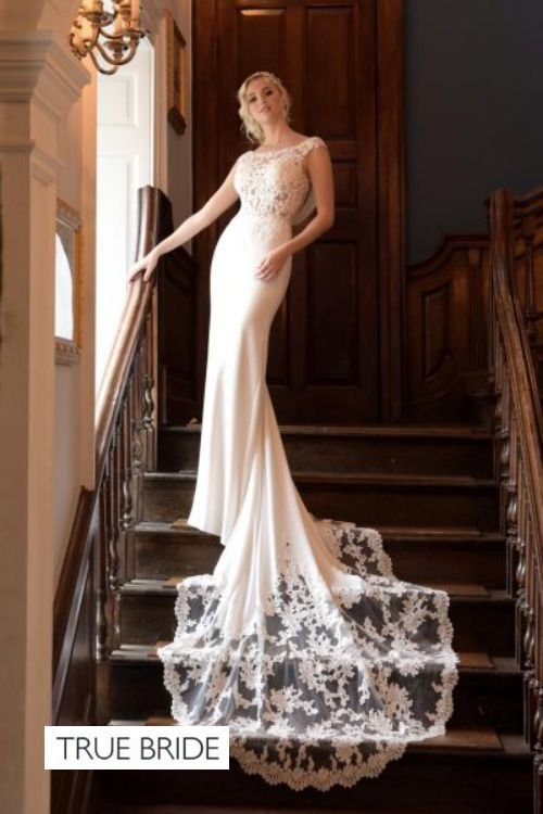 true wedding dress collection by lori g bridal derby