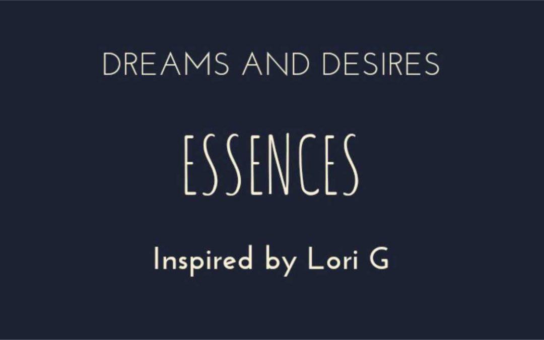 essences by lori g