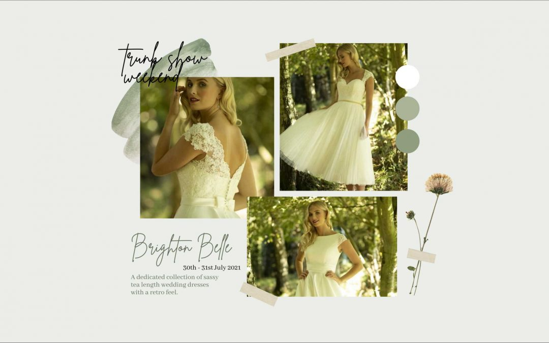 Trunk Shows Explained by Lori G Bridal – Derbyshire's best selection of wedding dresses