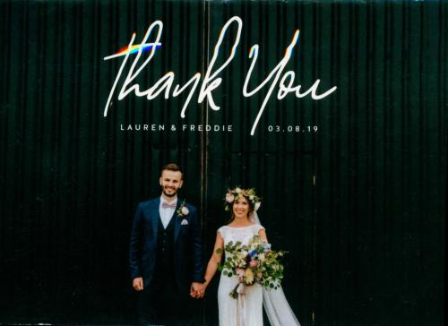 Lori G Bridal Derby Thank You Card (4)